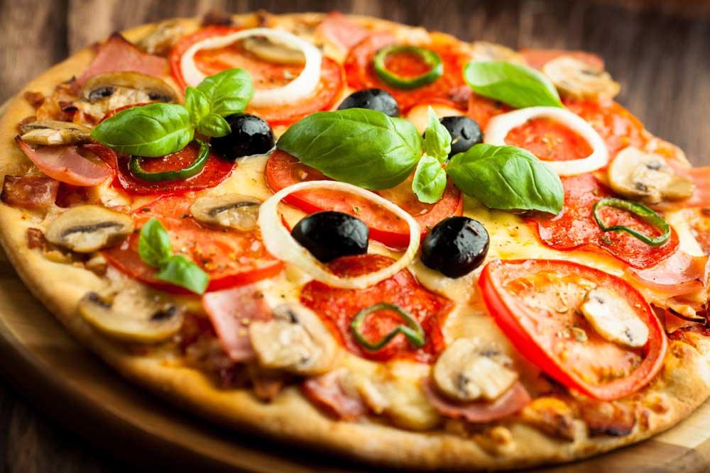 Las mejores pizzas al horno
